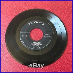 Elvis Presley Epa-940 The Real Elvis Original1956 Mint Rare No Dog/hor. Line