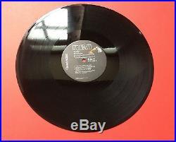 Elvis Presley- Exceptionally Rare Quadra Disc On Black Label From 77