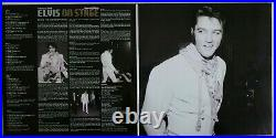 Elvis Presley FEBRUARY 1970 ON STAGE FTD 2 LP Follow That Dream 180g Vinyl