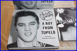 Elvis Presley FTD Buch Book 3 CD A Boy From Tupelo Follow That Dream