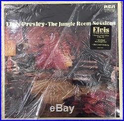 Elvis Presley FTD The Jungle Room Sessions 2 Record Set Vinyl Album