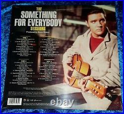 Elvis Presley FTD The Something For Everyone Sessions Vinyl Record (Brandnew)