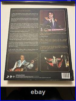 Elvis Presley Fashion For A King Rarest FTD book and 2 CD set