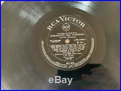 Elvis Presley Feriado no Harem LP 60s MONO Brazilian Portuguese rca LPM 3436- RA