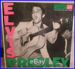 Elvis Presley First Lp Orig Rca Lpm-1254 Excellent Super Clean Cover