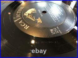Elvis Presley First Lpm 1254 G2pp1282 3-s/g2pp1283-1s Inner Original USA Lp Exc+