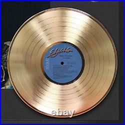 Elvis Presley Framed wood Legends Of Music LP Record Display #4. C3