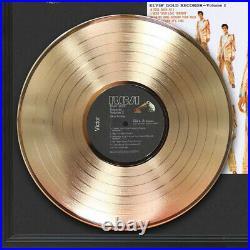 Elvis Presley Framed wood Legends Of Music LP Record Display. C3