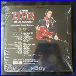 Elvis Presley Ftd Vinyl Lp From Elvis In Memphis American Sessions Deleted