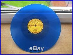 Elvis Presley Full Set Of Coloured Sun 78 Rpms 209 210 215 217 223 Ex