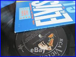 Elvis Presley G I BLUES LPM-2256 (USA 1960 ORIGINAL) GREAT COVER IN BAGGY