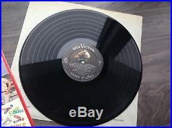 Elvis Presley GIRLS, GIRLS, GIRLS LSP-2621 (USA 1962 ORIGINAL) WITH CALENDAR