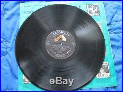 Elvis Presley GOLDEN RECORDS VOL 3 LSP-2765 (USA 1963 ORIGINAL) WITH PHOTO FOLIO