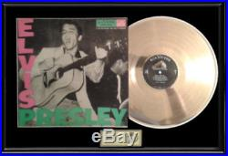 Elvis Presley Gold Record Award Disc Lpm 1254 Debut First Lp 1950's Rare