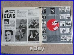 Elvis Presley Golden Boy Elvis Vinyl very rare Org. Promo