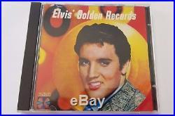 Elvis Presley Golden Records CD Japan EXPORT For USA 1st release PCD11707- Sails