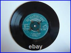 Elvis Presley Good Rockin' Tonight 1957 UK HMV EP 7 Vinyl Single 7EG8256