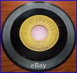Elvis Presley Good Rockin' Tonight Sun 210 Original 45 Near Mint (NM)