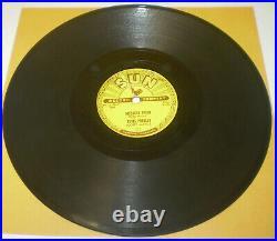 Elvis Presley (His Last SUN 78) 223 MYSTERY TRAIN Original 1955