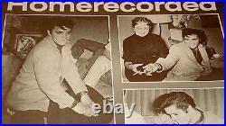 Elvis Presley Home Recorded Colored Vinyl Lp Still In Shrink Picture Label