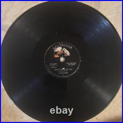 Elvis Presley I Love You Because Tryin To Get To You VG+ RCA VICTOR 20-6639 78