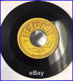 Elvis Presley I'm Left, You're Right, She's Gone Original Sun 45