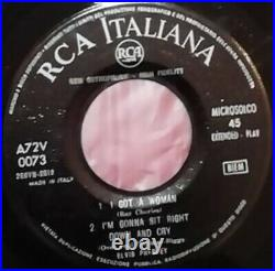 # Elvis Presley Il Re del Rock'n'Roll on RCA ITALY A72V 0073 (D) 7-R01337