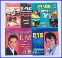 Elvis Presley- Incredible, Amazing-the Only Ones In The World Rca Prototype Eps