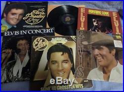 Elvis Presley International Hotel Brief Case Compliments Elvis & The Colonel