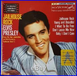 Elvis Presley JAILHOUSE ROCK SEALED 2-LP FTD VINYL VERY RARE