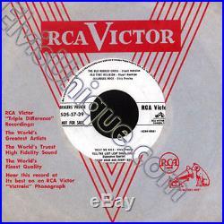 Elvis Presley Jailhouse Rock/Treat Me Nice Dealers Preview Promo EP