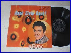 Elvis Presley Japan 1958 LS -5072 ROCK ELVIS ROCK Japanese 2