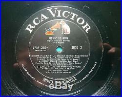 Elvis Presley Kissin' Cousins LPM-2894 (Mono Dynagroove, USA, Shrink) MEGA RARE