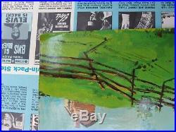 Elvis Presley Kissin Cousins RCA LPM 2894 Monaural Mint Vinyl NM Cover No Photo