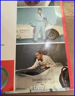 Elvis Presley LP LPM-3702 Spinout FACTORY SEALED Bonus Photo Sticker WOW