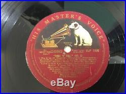 Elvis Presley LP. (Rock n Roll No. 2). HMV CLP 1105