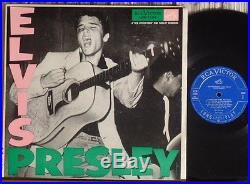 Elvis Presley LPM -1254 Original Canadian only. Light blue Label NM. LP
