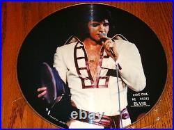 Elvis Presley Legend Of A King Picture Disc Lp Near Mint
