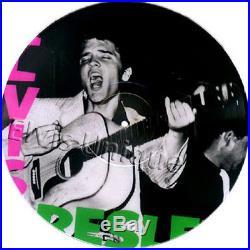 Elvis Presley Legendary Performer Vol. 3 Test Pressing Picture Disc LP