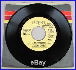 Elvis Presley Let Me Be There JH-10951 SUPER RARE Promo Deleated By RCA Mint