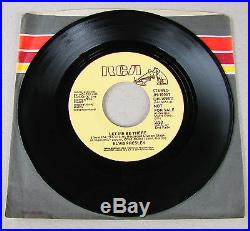 Elvis Presley Let Me Be There MEGA RARE PROMO REMOVED & DELEATED BY RCA MINT