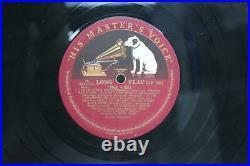 Elvis Presley Long Play Rock N Roll Mystery Train HMV Vinyl LP Music Record