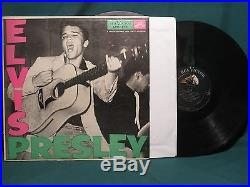 Elvis Presley Lp 1st Press LPM-1254 WithP. D. EX/EX & EPA-747 VG WithSealed CD