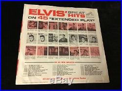 Elvis Presley Lp Lsp-2894 Kissin Cousins Original Shrink Rare Bonus Photo Mint