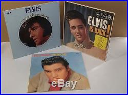 Elvis Presley Lp `s