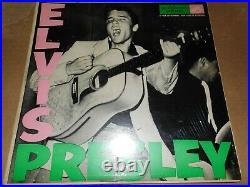 Elvis Presley- Lpm-1254- 1st Lp- Pale Pink Letters