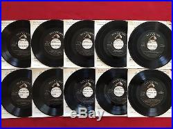 Elvis Presley Mega Rare 45 Ep 1956 Box Set Great Country Western Hits Rca Spd 26