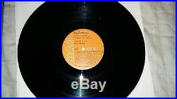 Elvis Presley Mega Rare Spain Moody Blue Lp With Lou Reed Label Mistake