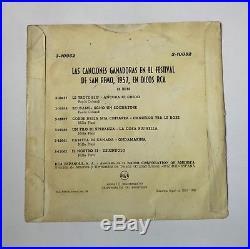 Elvis Presley- Mega Rare Spanish Single, Very Clean Vinyl For Such A Rare One