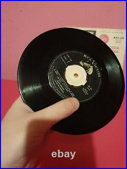 Elvis Presley Melodia Siniestra Ave-219 Super Rare Ep Uruguay Issue